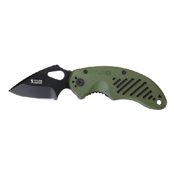 5.11 Tactical Drt Folding Knife With Plain Edge