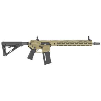 "KNIGHTS ARMAMENT SR-15 MOD2 16"" URX4 MLOK TAUPE"