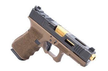 Fowler Industries MK2 G19 FDE GEN 4 TIN Hbar Barre
