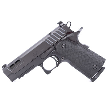STI DVC Carry Blackout 45ACP H.O.S.T. RED DOT Ready W/Tac Rail