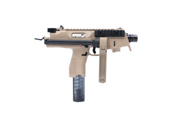"B&T Tp9-N  W/Folding Brace 9MM 5"" 30Rd TAN"