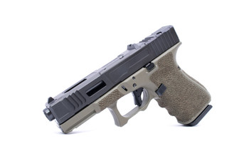 Fowler Industries MK2 DTF G19 BFG GEN 4 Black Barrel