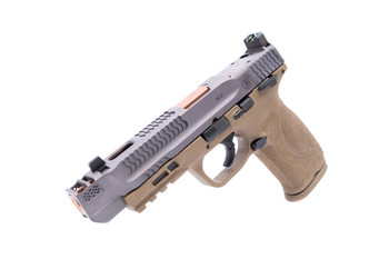 WAR Afterburner M&P 2.0 9MM Bronze Barrel