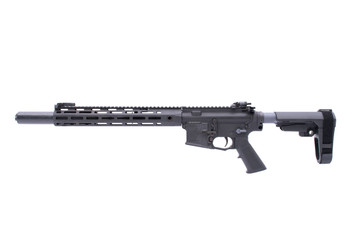 Knights Armament Sr-30 Pistol DSR Urx4 Mlok (Suppressed)