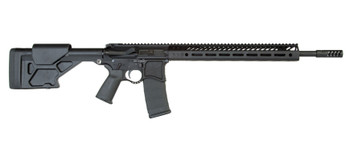 Seekins Precision 3G2 3-Gun Competition AR Rifle - Black