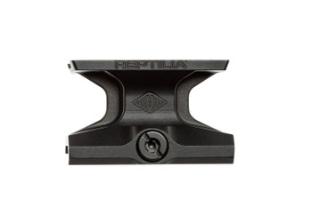 REPTILLA,LLC 100004 Dot Mount  Lower 1/3 Co-Witness Compatible With Aimpoint T1/T2 39mm Black
