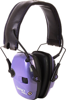 Howard Leight Leight Impact Sport Purple Electroni