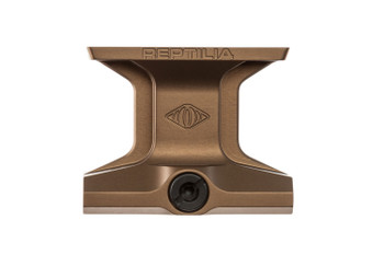 "REPTILLA,LLC 100038 Dot Mount  Compatible With Aimpoint T1/T2 1.93"" Flat Dark Earth Anodized"