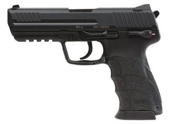 """HECKLER & KOCH HK45 V1 DA/SA .45ACP 4.46"""" BBL NS 3-10RD BLACK"""
