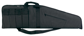 Bulldog Cases Bulldog Extreme Rifle Case 40In Bk/B
