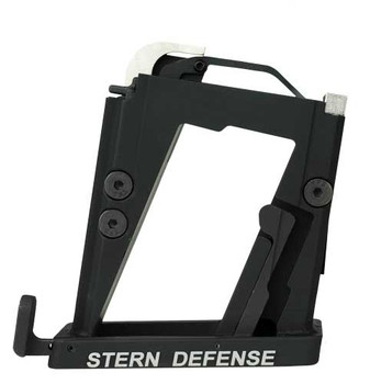 STERN DEFENSE DEF. MAGAZINE ADAPTER AD9 AR-15 TO GLOCK 9/40 MAGS