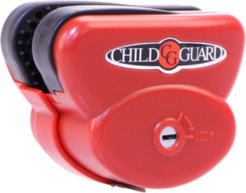 CHILD GUARD GUARD UNIVERSAL TRIGGER LOCK WITH 2 KEYS