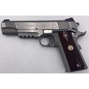 COLT CUSTOM SHOP RAIL GUN 9MM 5 1 OF 50