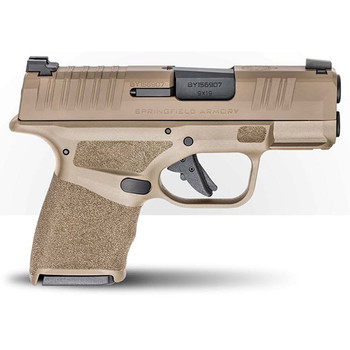 SPRINGFIELD ARMORY HELLCAT 9MM PST 11/13R FDE