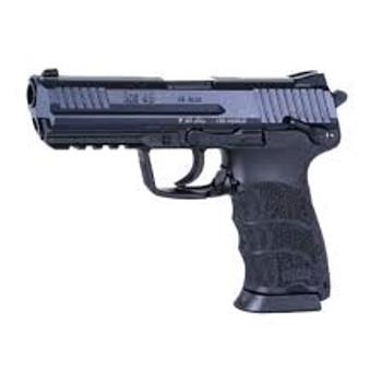 """HECKLER & KOCH HK45 V7 LEM DAO .45ACP 4.46"""" BBL NS 3-10RD BLACK"""