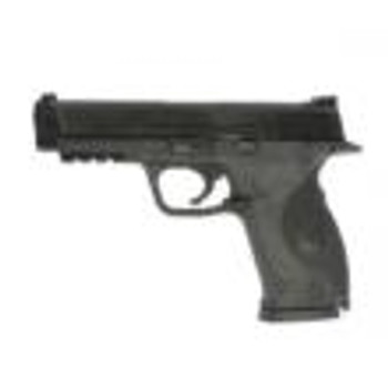"""M&P 45 4.5"""" NMS BLK SGT BLK CRIMSO USED"""