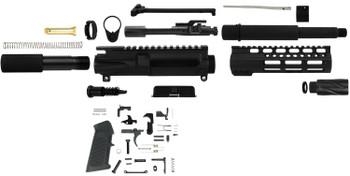 """TacFire  PST Build Kit w/LPK  300 ACC Blackout Build Kit w/LPK 7"""" Barrel Black Parkerized *Sports South Exclusive"""