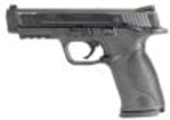 """M&P45  w 1 10RD MAG 4.5"""" THUMB & MAG SAFETY USED GOOD COND"""