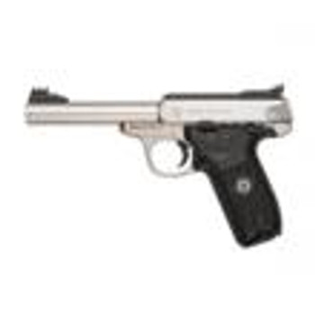 """SW22 VICTORY STS .22LR 5.5"""" 10RD"""