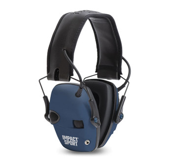 HOWARD LEIGHT Impact Sport Electric Muff RealBlue NR22