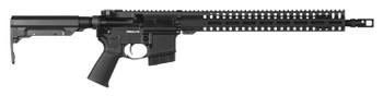 "CMMG 60A10D7-GB Resolute 300 MK4 6mm ARC 16.10"" 10+1 Graphite Black Cerakote Receiver CMMG 6 Position RipStock Stock"