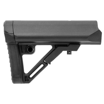 Leapers UTG PRO AR15 Ops Ready S1 Comm-spec Stock Only-Black