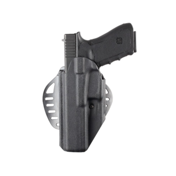 Hogue ARS Stage 1 Carry Holster Glock 34 35 Left Hand Black