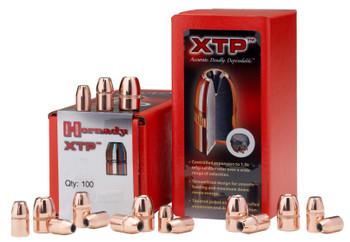 Hornady Bullets 38 CAL .357 158Gr XTP 100Ct 35750