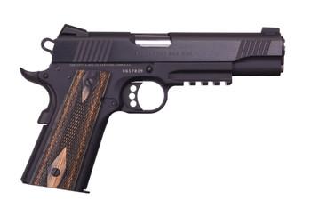 "COLT LWT GOV RAIL GUN 45ACP BL 5"""