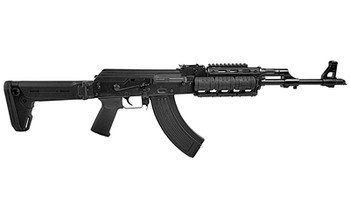 ZAS M70 AK 7.62X39 QUAD RAIL ZHUKOV STK