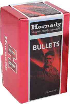 Hornady Bullets 9MM .355 115Gr Fmj-Rn 100Ct 35557