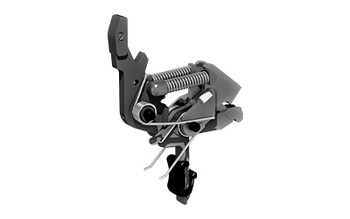 HIPERFIRE X2SM3 X2S MOD-3 AR Platform Black Nitride Two-Stage Flat Trigger 3.50-4.50 lbs