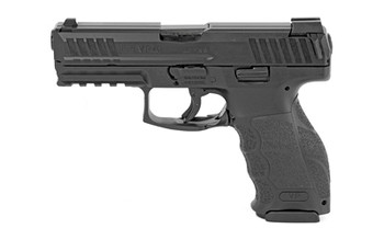 """HK VP40 40S&W 4.09"""" 13RD BLK NS 3MAG"""
