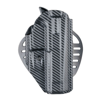 Hogue ARS Stage 1 Carry Holster CZ P09 Right Hand CF Weave
