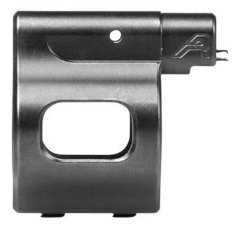 Aero Precision APRH101614C Low Profile Adjustable Gas Block .750 AR15/AR 308 Black Nitride Steel