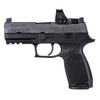 320 Compact 9MM 3.9 in 15 Round Black wNight Sight and Romeo 1 Pro
