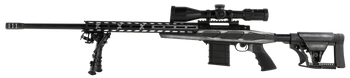 APC GRAY SCALE FLAG CHASSIS & SCOPE PACKAGE - AHCRA73107USG