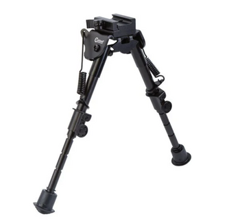 """American Outdoor Brands CALDWELL XLA 6-9"""" PIC RL FXD BIPOD - 110140"""
