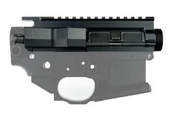 Franklin Armory Billet AR15 Upper Receiver - Black