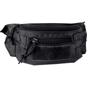 Tactical Fanny Pack Black