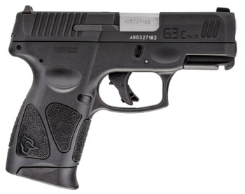 "TAURUS G3C 9mm 3.2"" BLK/BLK AS             3/10"