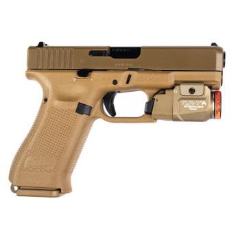 Glock G19x G5 9MM 19+1 FDE FXD Combo