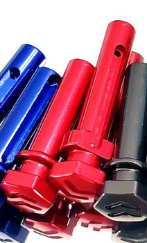 Alien Armory Tactical Extended Anodized Takedown Pins - Red