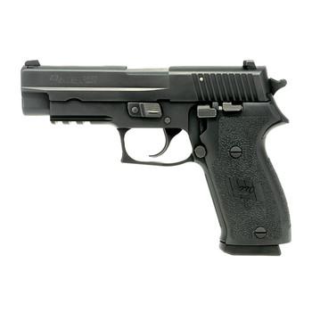 P220R 45ACP 4.4in bbl 9rd Sights: NS Action: SA Finish: Black