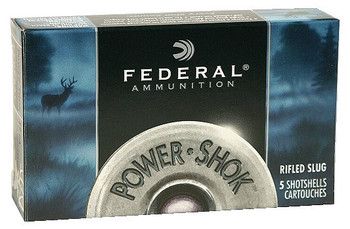 FEDERAL CLSTAINLESS STEELC RFL SLG 12GA 23/4 10Z - F127RS