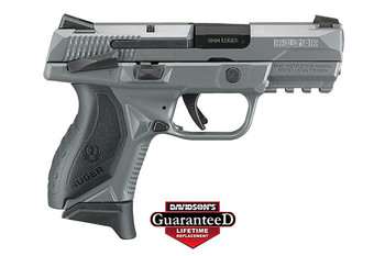 RUGER AM-C PST 9MM GRY 17RD