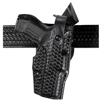 Safariland Model 6360 ALS/SLS Mid-Ride, Level III Retention Duty Holster