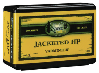 Cci/Speer BLT 30Cal 110Gr HP .308 100/Box 1835