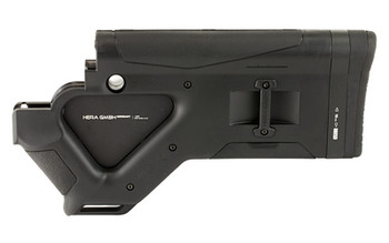 Hera CQR Buttstock Black CA Version 1212CA