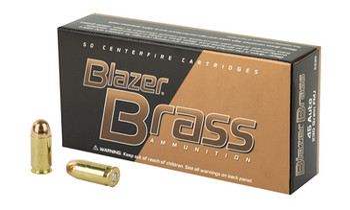 CCI Blazer Brass 45Acp 230 FMJ 50/10 076683052308